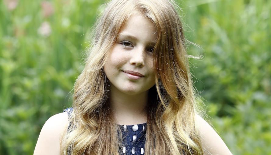 Prinses Alexia is jarig: de prinses door de jaren heen