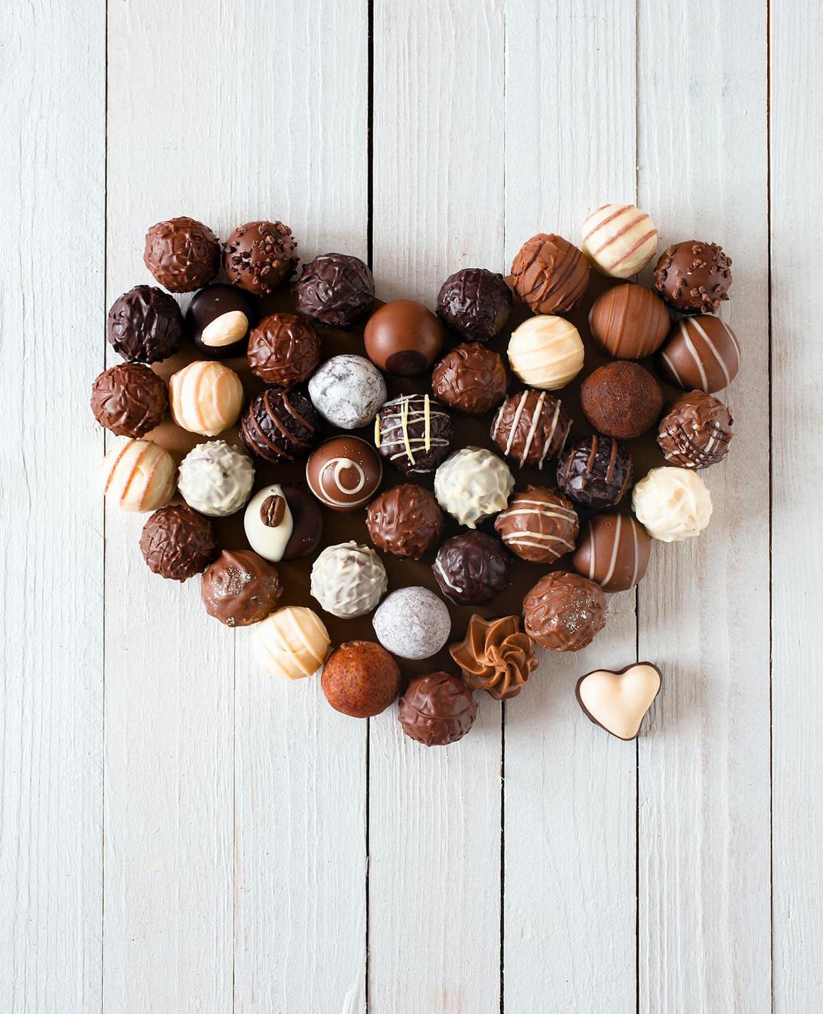 Dagmenu Mieke: Chocoladedag