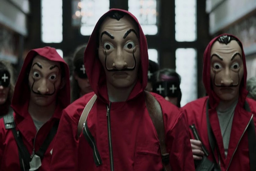 'La Casa de Papel' was bijna na 2 seizoenen gestopt en dít is de verbazingwekkende reden