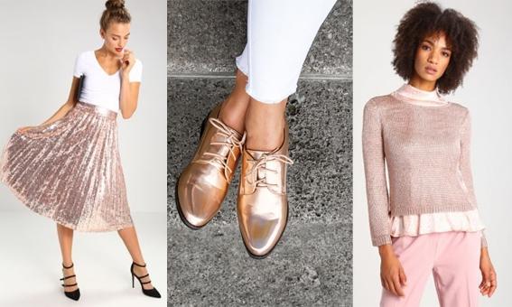 Shoppen: rose gold is dé trendkleur van het najaar!
