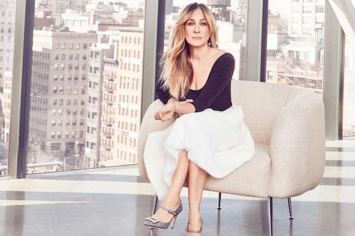 Trouwen a la Carrie Bradshaw: Sarah Jessica Parker onthult bruidscollectie