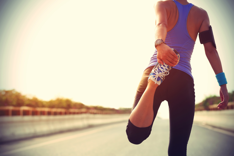 Moet je stretchen voor het hardlopen?