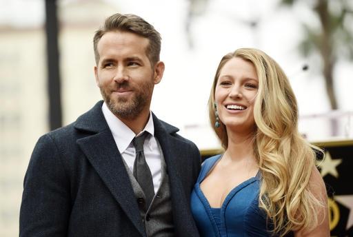 Zien: de eerste foto van de dochtertjes van Blake Lively en Ryan Reynolds!