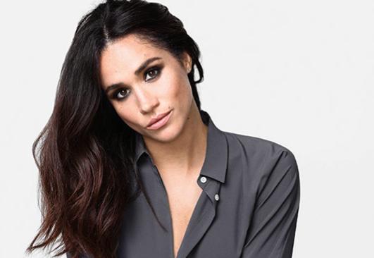 WOW! Meghan Markle ontwerpt haar eigen kledinglijn