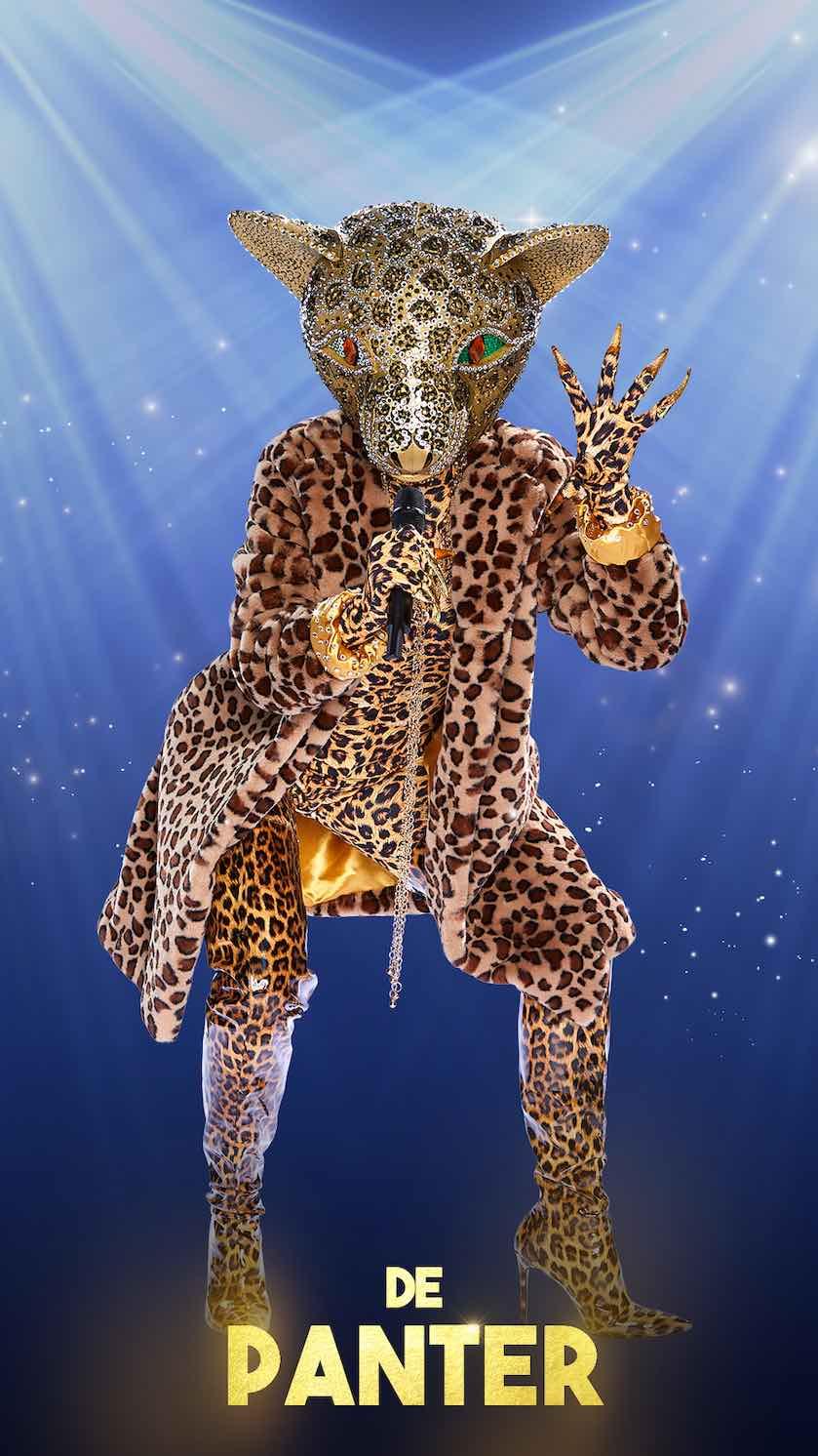 the masked singer panter