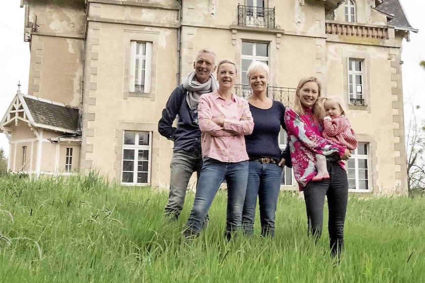 Gasten én kijkers onder de indruk: 'Chateau Meiland' éindelijk geopend!