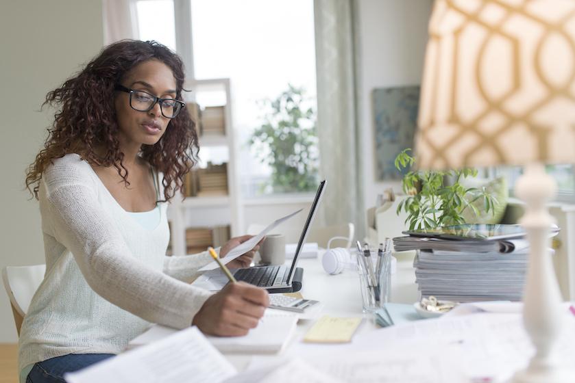 Huishoudboekje van Marjon (42): 'Mijn baas doet er vaag over, maar ik vrees voor mijn vaste baan'