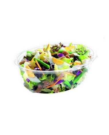 Zo zit dat: Salades bij McDonald's