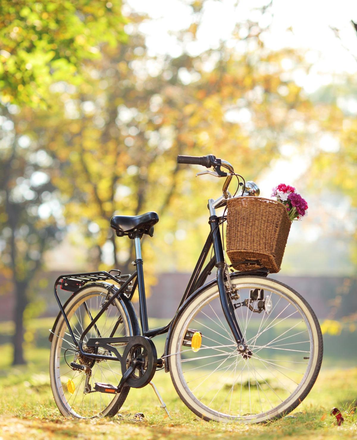 10 redenen om nóg vaker de fiets te nemen