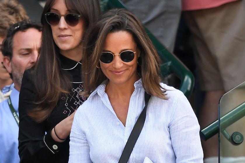 Lekker royal hoor: Pippa Middleton onthult naam van pasgeboren zoontje