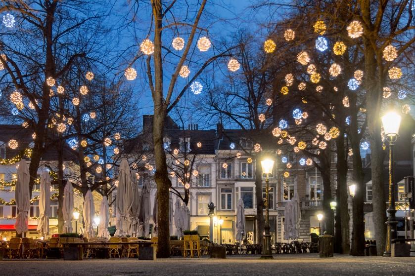 De place to be deze winter? Maastricht!