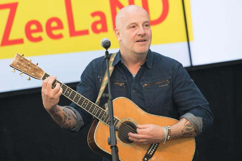 Paskal Jacobsen pleit voor protest: 24 uur geen muziek op de radio