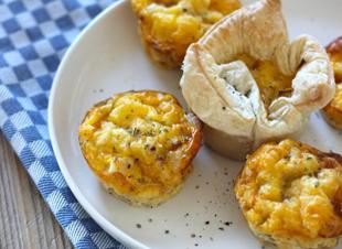 Picknicken? Maak deze ei-muffins!