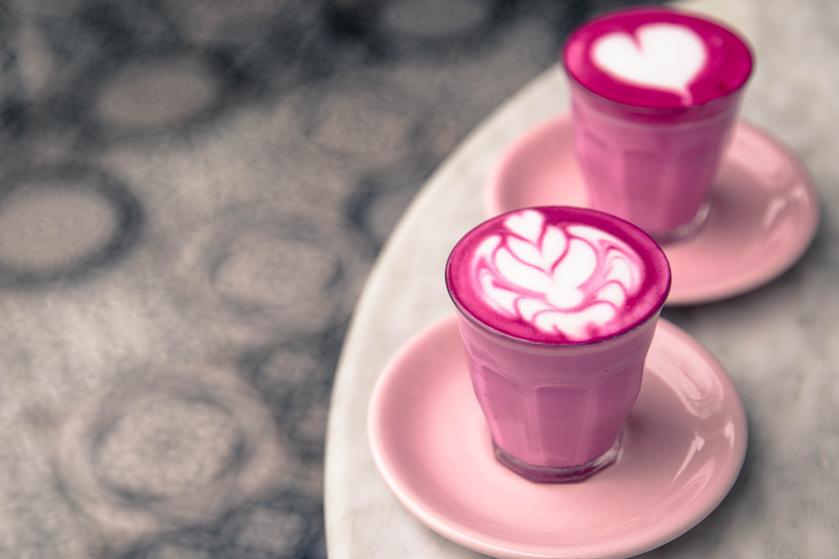 Vriendinnenuitje! Blond Amsterdam (van dat leuke servies) opent roze restaurant