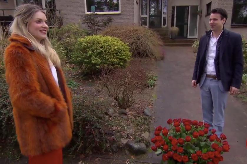 Kijkers 'All You Need Is Love' zijn woest om Bas die zwangere vriendin bedroog