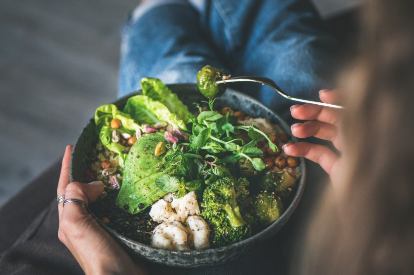 Hap slik zeg: 'Ik mis in restaurants in het buitenland de groenten op mijn bord'