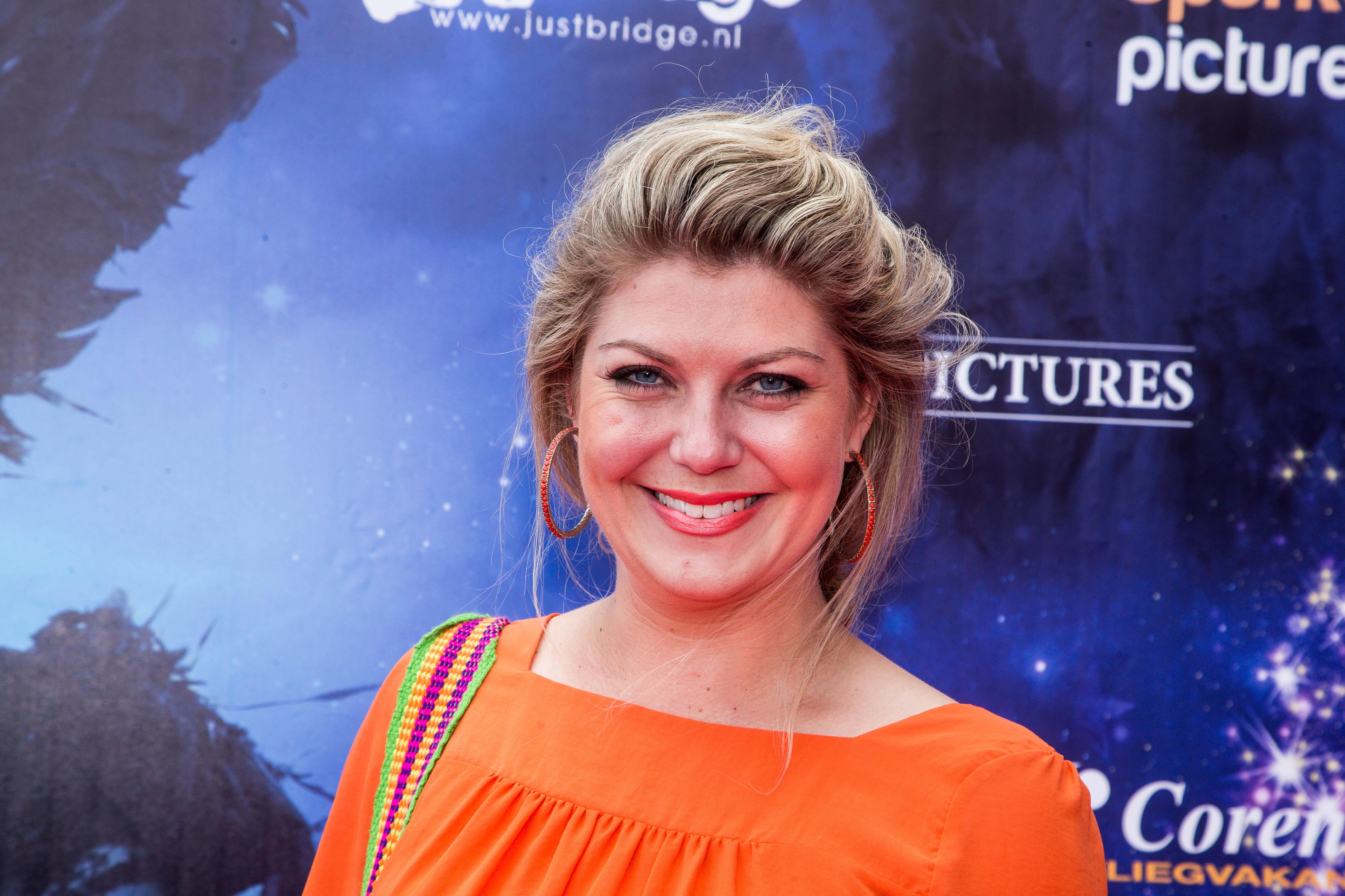 'Gooisch Meisje' Pauline Wingelaar is zwanger