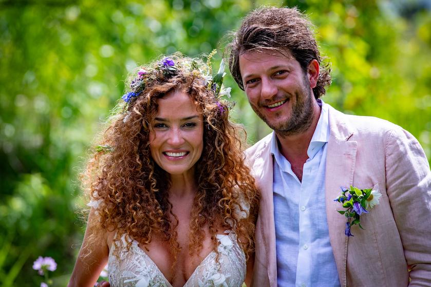 Katja Schuurman doet de ene na andere onthulling op Vlaamse televisie