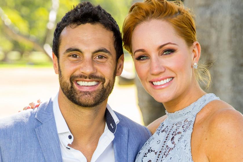 Zó leuk! Droomkoppel uit 'MAFS Australië' Jules en Cameron ouders geworden van eerste kindje