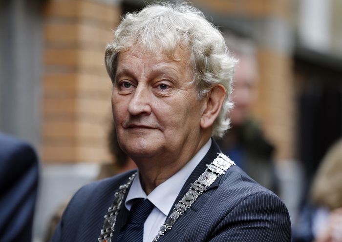 Amsterdamse burgemeester Eberhard van der Laan (62) overleden