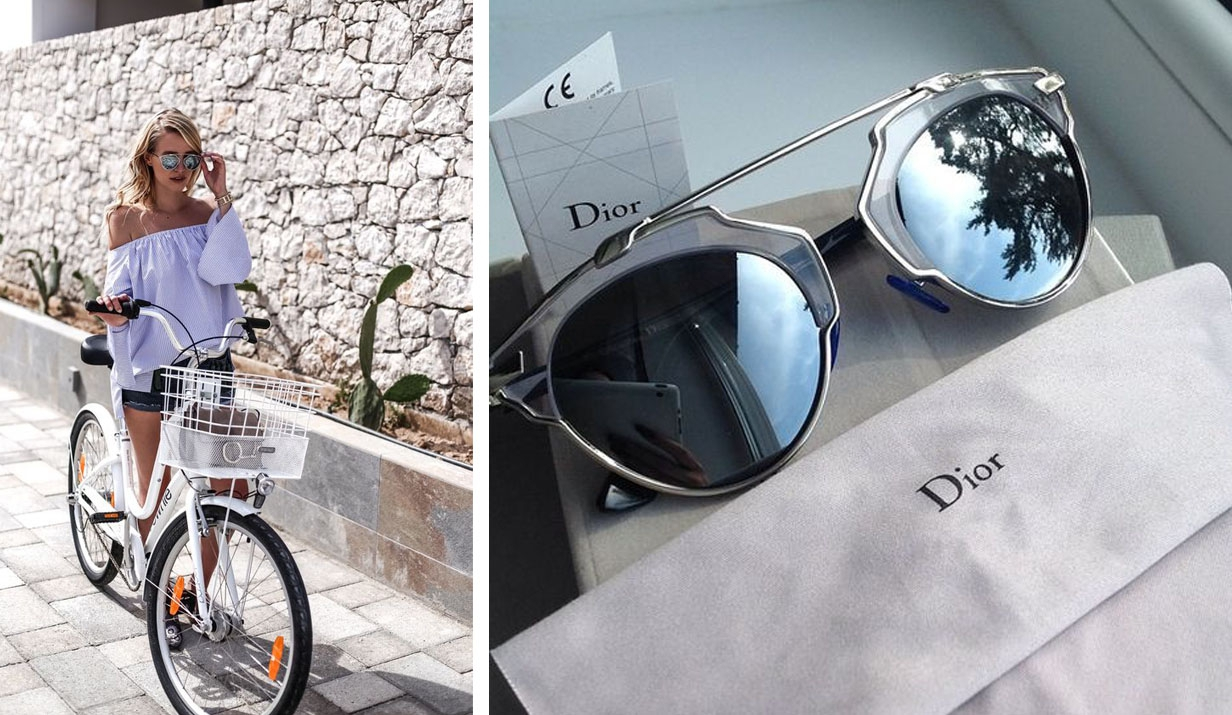 Cool: hier shop je betaalbare look-a-likes van deze it-zonnebril!