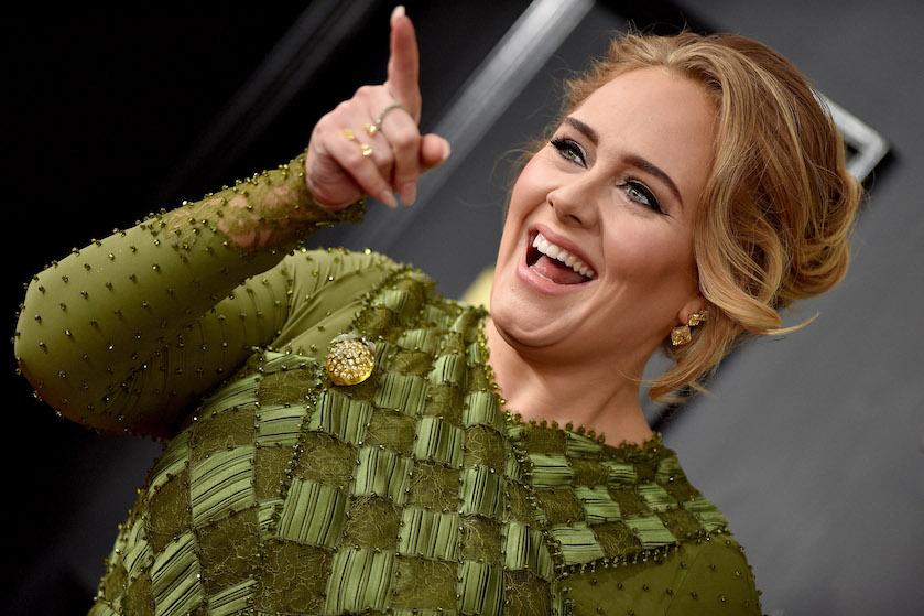 Volgens fans geen twijfel mogelijk: 'Adele heeft een relatie met déze bekende rapper'