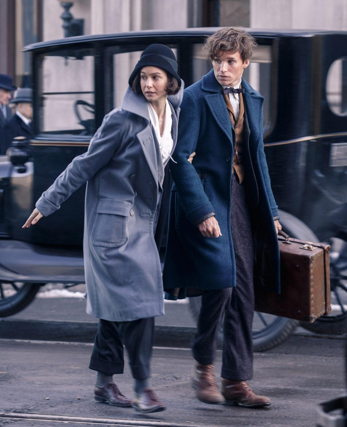 Harry Potter prequel 'Fantastic Beasts and Where to Find Them' krijgt twee vervolgfilms