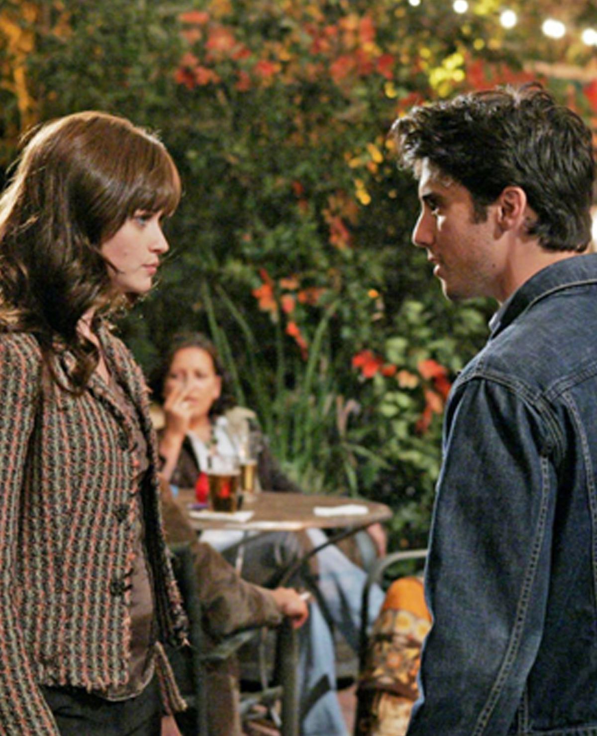 Trouwt Rory met Jess in de 'Gilmore Girls'-remake?