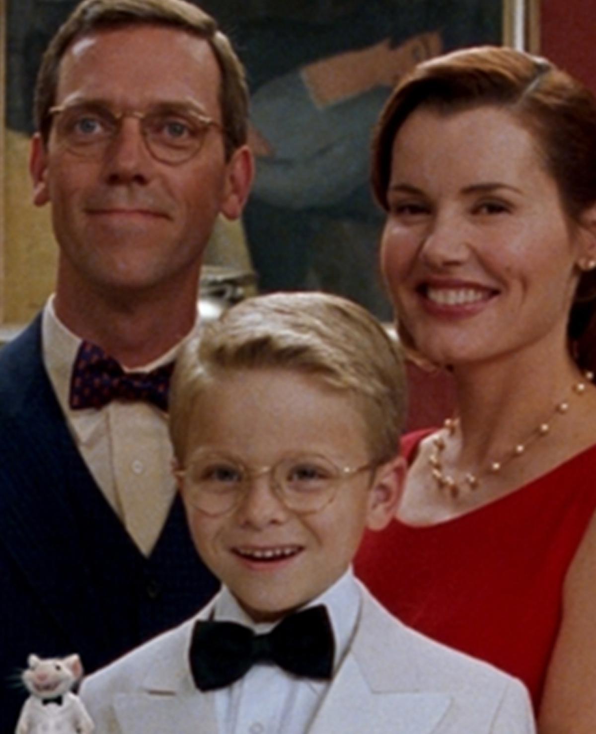 WOW: zo schattig ziet het jongetje uit 'Stuart Little' er niet meer uit