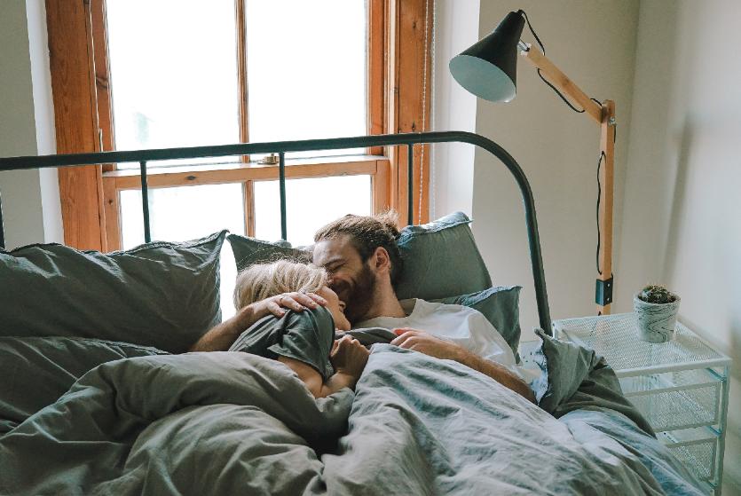 Weinig seks in je relatie? Dit is waarom dat eigenlijk niet zoveel uitmaakt