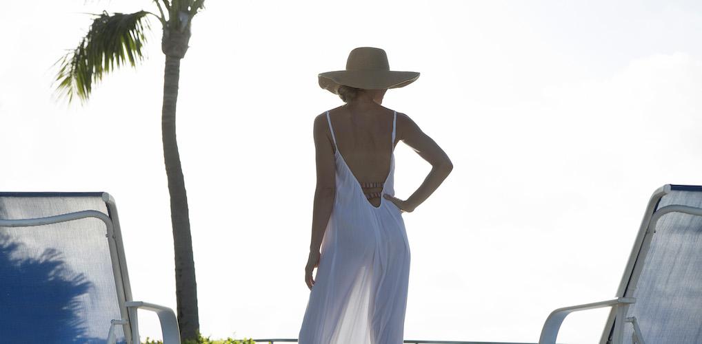 Zó verberg je jouw bh in een jurk met een open rug