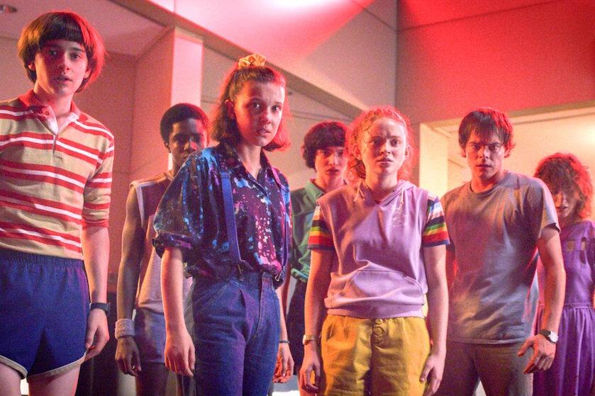 Lachen, gillen, smullen: 'Stranger Things'-cast verrast bezoekers Madame Tussauds