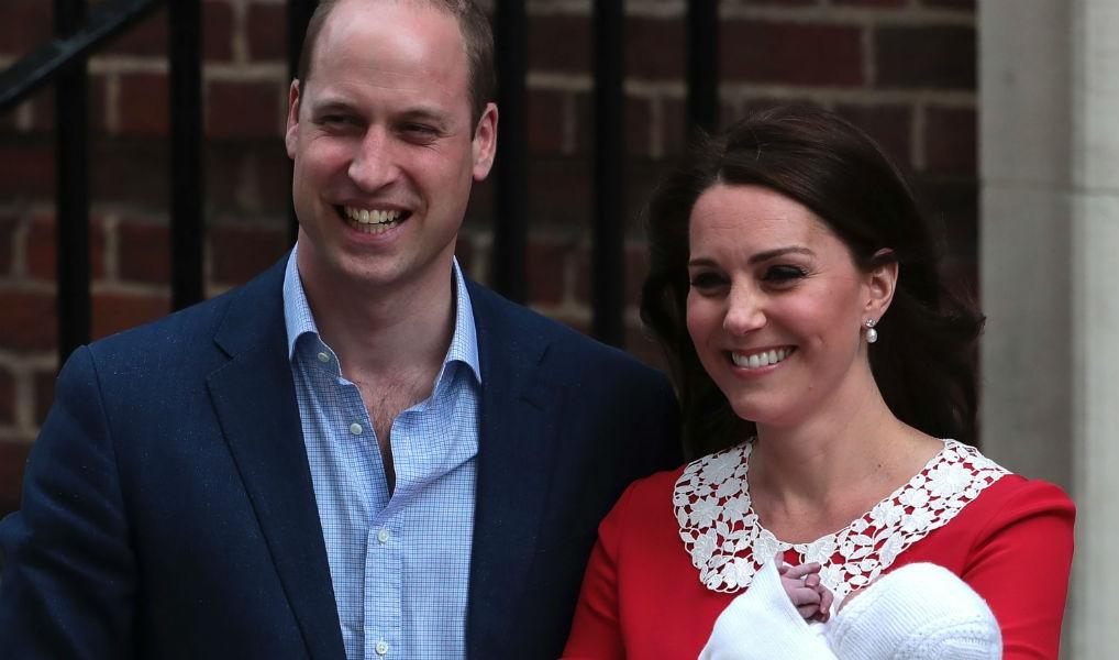 Kate bracht vlak na de bevalling een ode aan prinses Diana