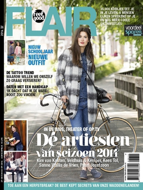 In het blad | Flair 36