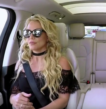 Video: Britney Spears zingt haar grootste hits in Carpool Karaoke
