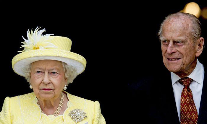Prins Philip (96) opgenomen in ziekenhuis