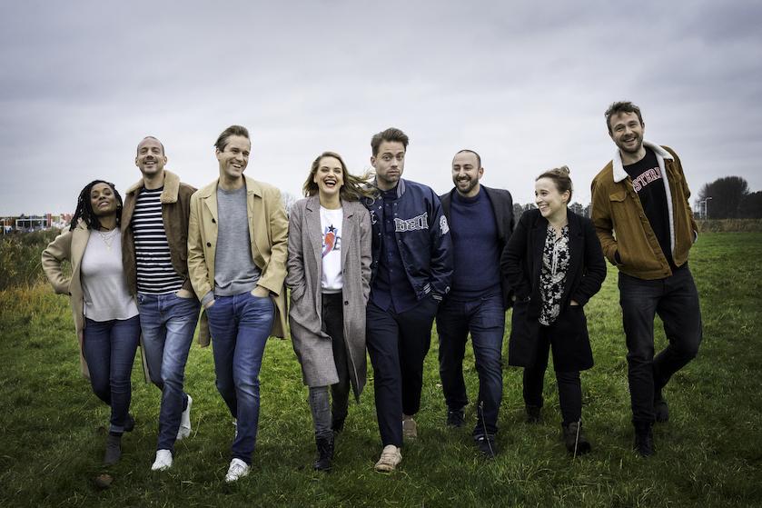 Jaaa, dramaserie 'Dertigers' krijgt tweede én derde seizoen: dít is er al bekend over het vervolg
