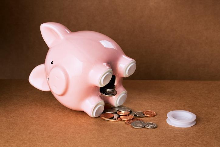 Alweer blut aan het eind van de maand? Zó bespaar je op je uitgaven!
