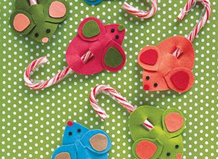 Recept: Candy cane muizen