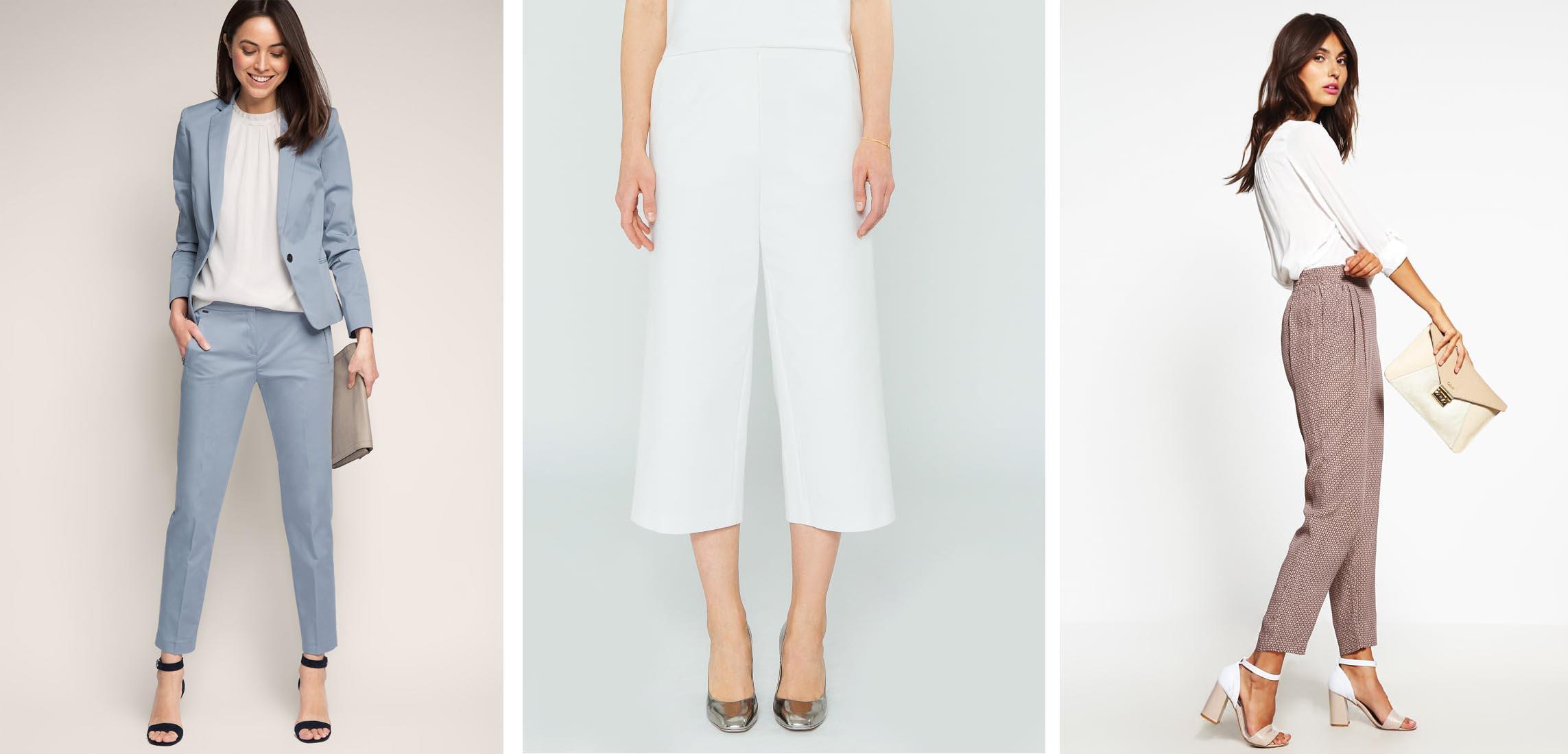 Shoppen: 16x zomers en stijlvol naar kantoor in deze broeken
