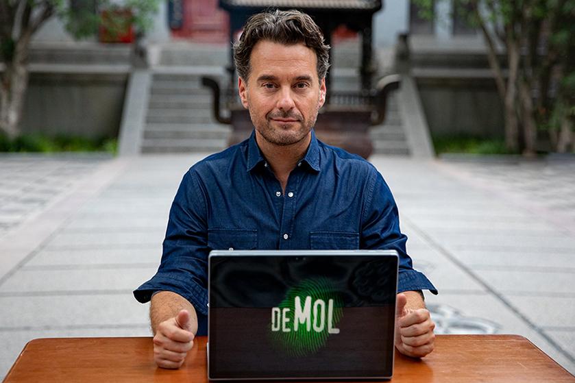 Molloten puzzelen zich rot: zijn dit de eerste deelnemers van het nieuwe seizoen 'Wie is de mol?'