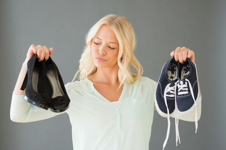 Daarom zijn sneakers slecht voor je voeten