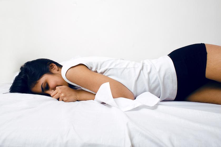 Einde plafonddienst: dankzij dit trucje slaap je binnen no time