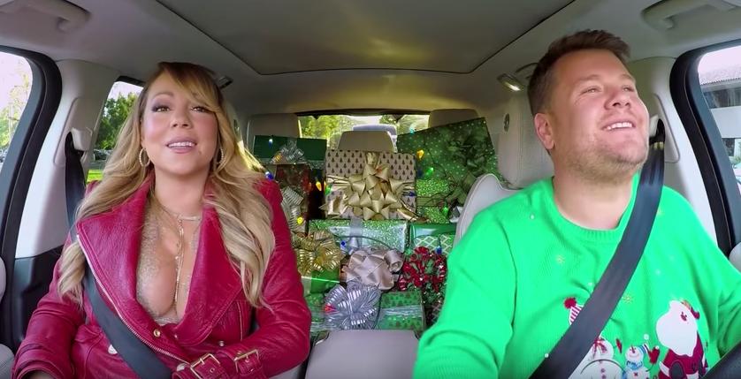 SURPRISE: Kerst Carpool Karaoke vól sterren!