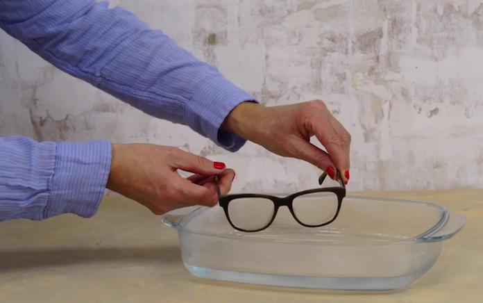 Life hack: zo heb je nóóit meer een beslagen bril