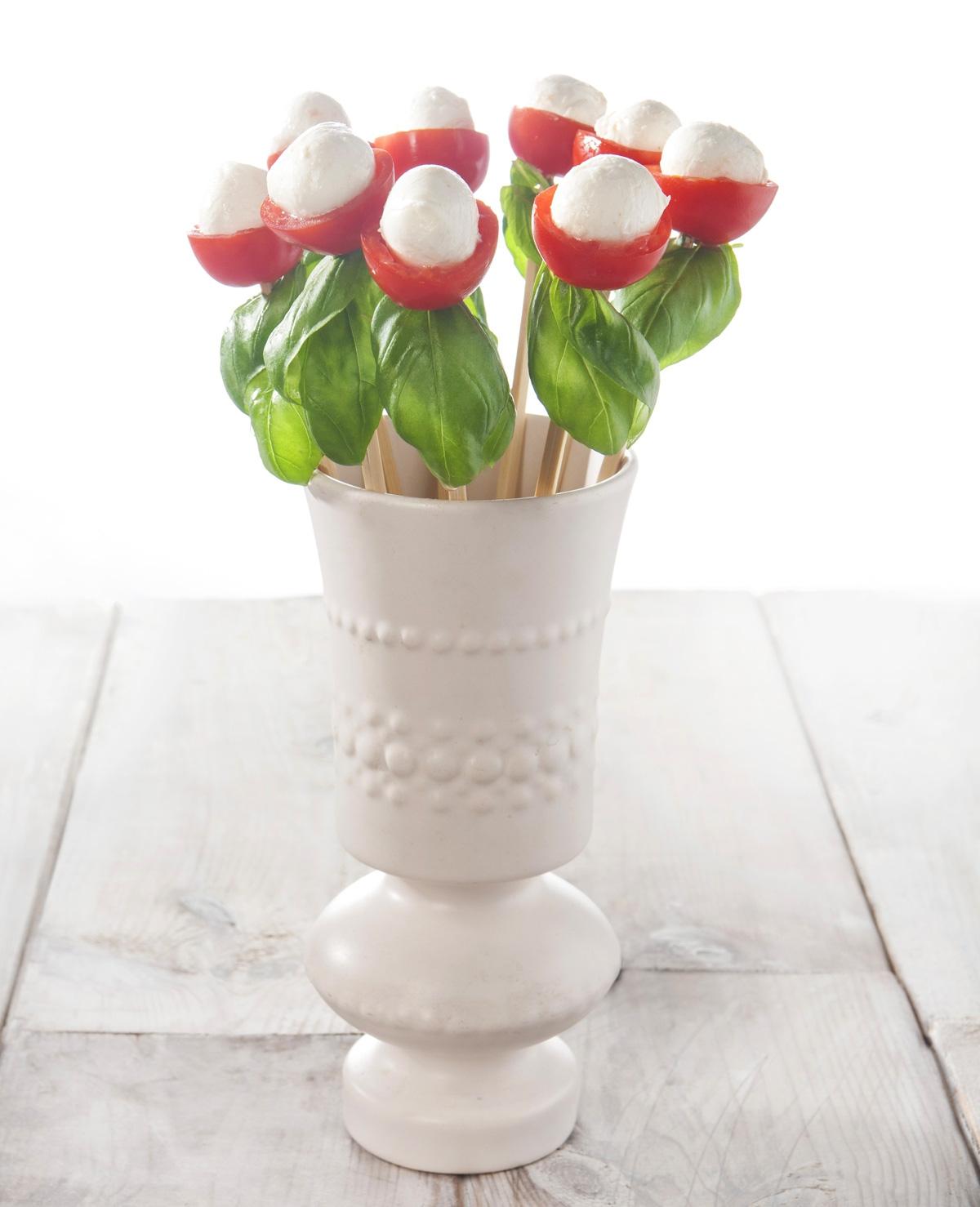 Traktatietip: Bloemen in een vaas