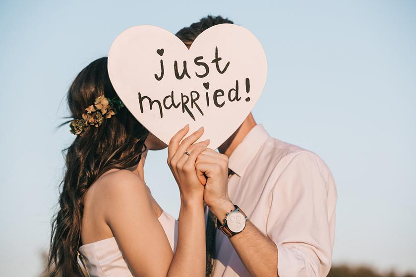 Ja, ik wil! Deze checklist is handig om te gebruiken ná je bruiloft