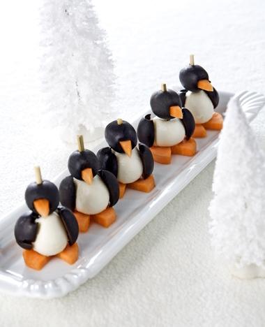 Gezonde traktatie: pinguïns