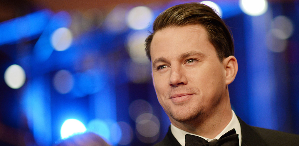 Oh hello: Channing Tatum blijkt een dubbelganger te hebben