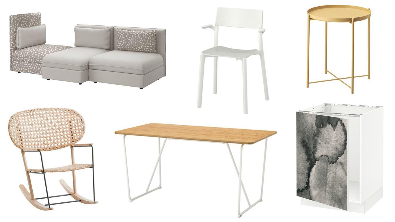 IKEA grote woonkamer inrichten